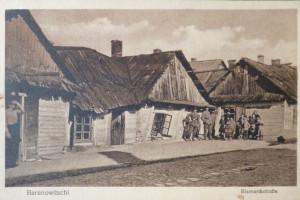 BissmarkStrasse, Baranowitschi
