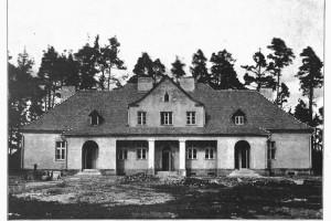 Дом. Поселок чиновников, Барановичи