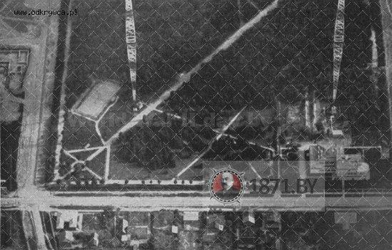 Барановичи, Бомбежка радиостанции, 1939