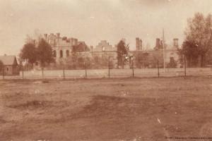 Барановичи, Сухарный завод, 1915