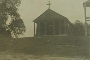 Jessenez, Kirche / Ясенец, Николаевская церковь