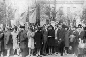 Парк 7 ноября 1969, Барановичи