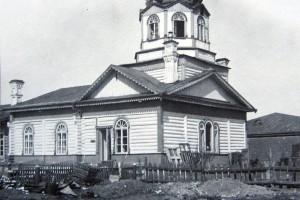 Интендантская церковь, Барановичи