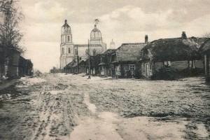 Stolowitschi. Russische Kirche / Столовичи. Русская церковь