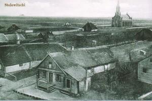 Stolowitschi. Katholische Kirche / Столовичи. Католическая церковь