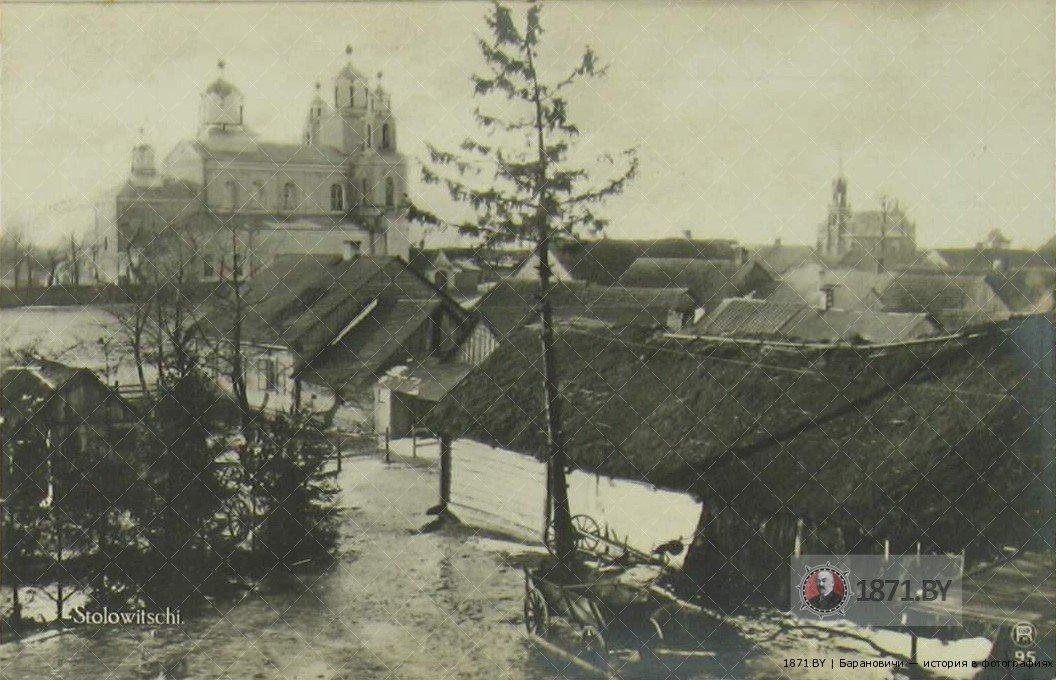 Stolowitschi Kirche 1917