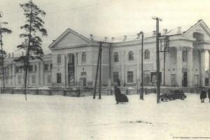 Кинотеатр «Октябрь», Барановичи