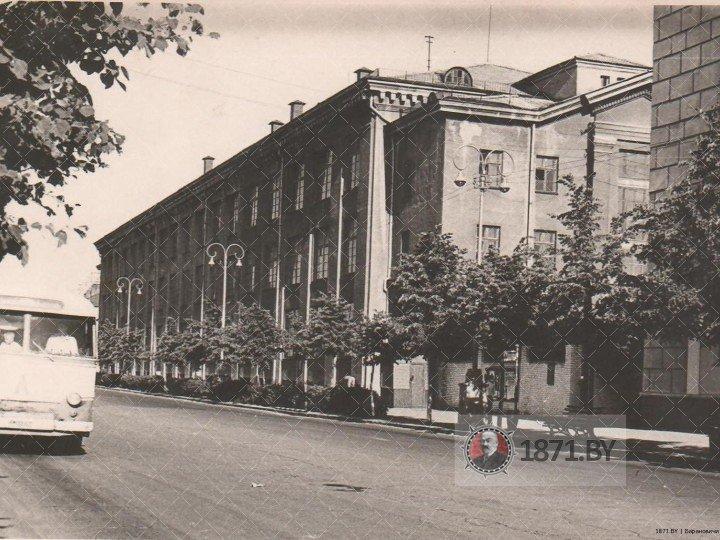 Швейная фабрика Барановичи