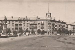 Площадь Ленина, Барановичи