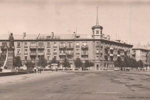 Площадь имени В.И. Ленина. Барановичи