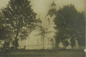 Kirche Malowidy / Церковь Миловиды