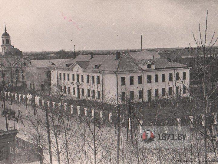 Средняя школа №1, Барановичи