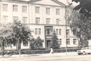 Технологический Техникум , Барановичи
