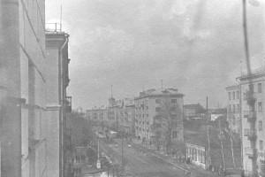 Барановичи, Ленина улица, 1966