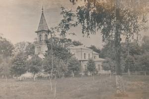 Дворец Котлубаев, Ястрембель