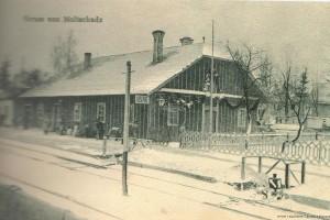 Moltschadz. Ausgang / Молчадь, Барановичи, 1916
