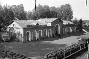 Центральный вокзал, Барановичи, 1976
