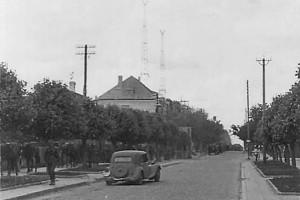 Почтовая улица, Poststrasse, 1942