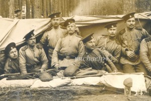 Солдаты 2-го жд батальона, Барановичи