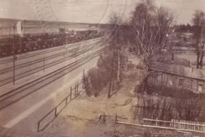 Станция Лесная, 1915 год
