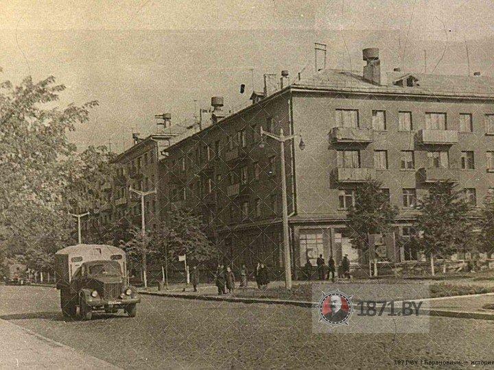 Комсомольская улица, 1969