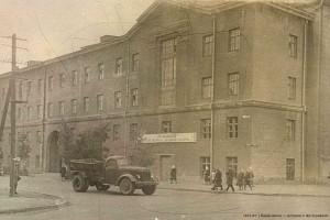 Швейная фабрика, Барановичи, 1969