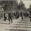 Крестный ход на молебен в Ставке, Барановичи, 1914