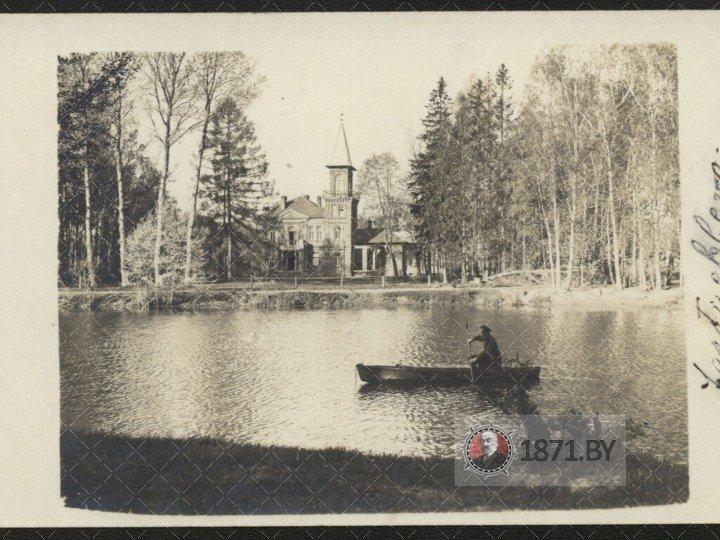Дворец Котлубаев