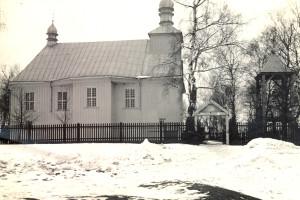 Церковь Святого Иоанна. Большая Колпеница.