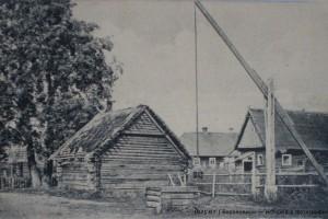 Деревня Тартаки, 1917