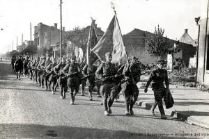 Барановичи, ВОВ освобождение, 1944