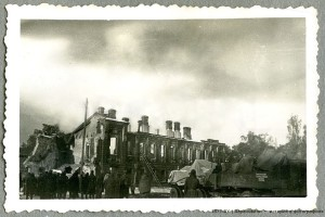 Барановичи, Цейхгауз, 1944