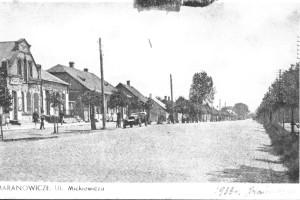 Baranowicze, Mickiewicza ulica