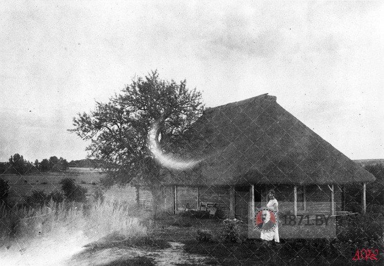 Ишколдь. Фото девушки до 1939 года