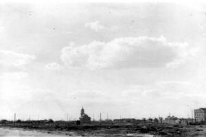 Свято-Покровский, Вторая мировая война