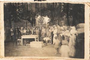Дожинки в Ястрембеле