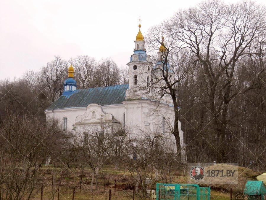Вольно, Свято-Троицкая церковь