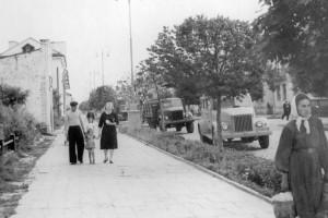 Улица Советская. 1958 год.