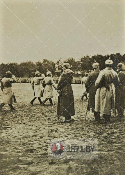 Wilhelm2_Baranowitschi_1915_02