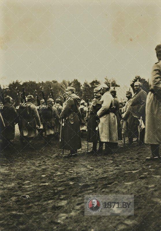 Wilhelm2_Baranowitschi_1915_05