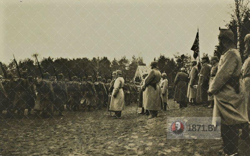 Wilhelm2_Baranowitschi_1915_06