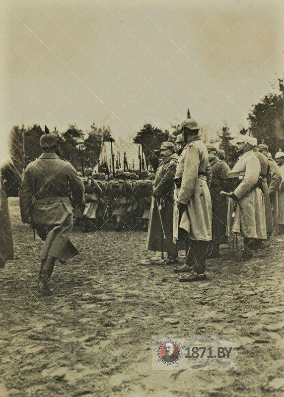 Wilhelm2_Baranowitschi_1915_07