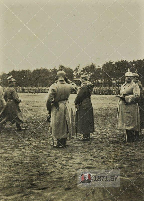 Wilhelm2_Baranowitschi_1915_08
