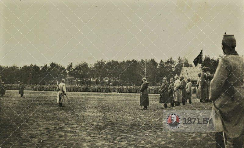 Wilhelm2_Baranowitschi_1915_12