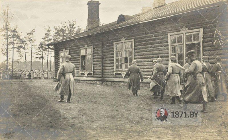 Wilhelm2_Baranowitschi_1915_14