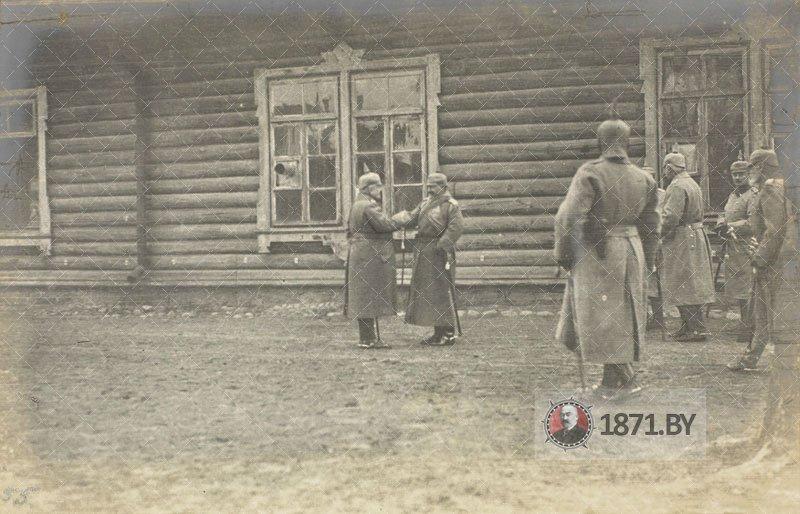 Wilhelm2_Baranowitschi_1915_16