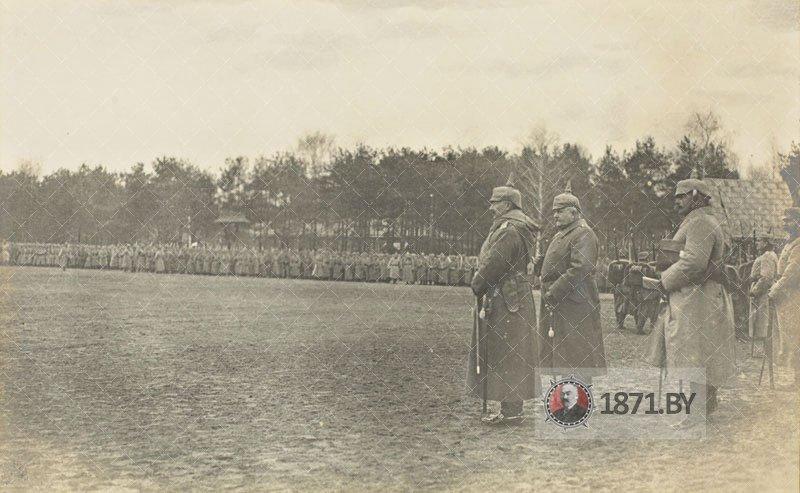 Wilhelm2_Baranowitschi_1915_17