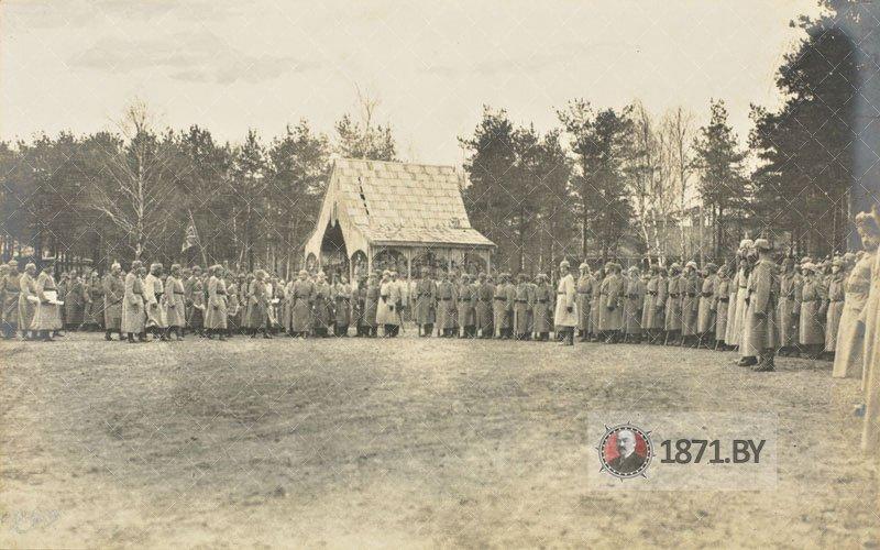 Wilhelm2_Baranowitschi_1915_19
