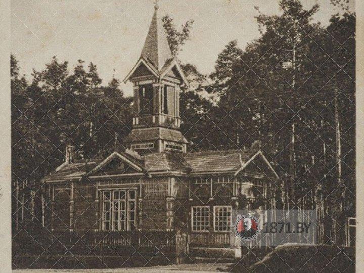 Baranowitschi, friedhofskirche