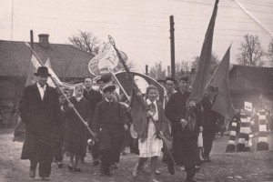 Ученики школы 53, Барановичи, 1959